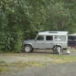 Camping Disco.