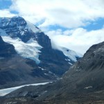 I love the mountains and glaciers.