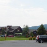 This is a super market in Big Sky.